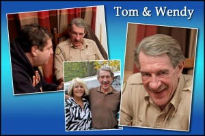 Tom and Wendy collage 2