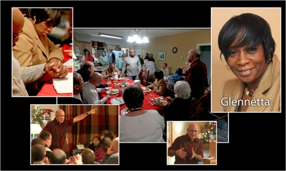 Feb 21 Bible Study Collage Glennetta