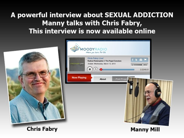 Chris Fabry interview follow up