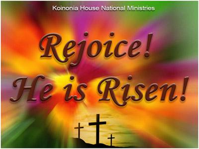 He Is Risen - blog