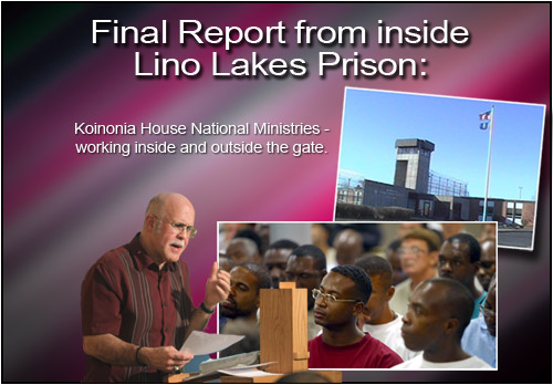 March 21 report from Lino Lakes 3