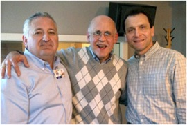 Gerson Garcia, Manny, Ed Santiago