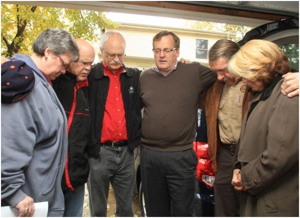Menard Prison Prayer Send Off for blog