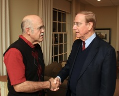 Manny and Gary Chapman Nov 13