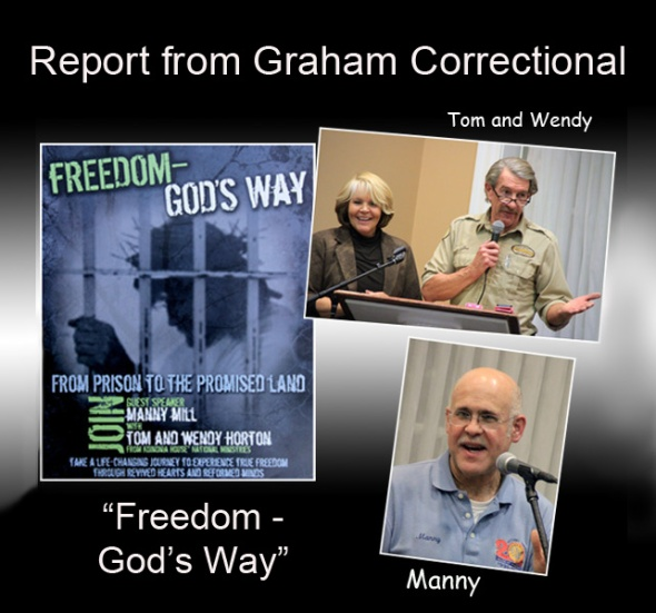 Report From Graham