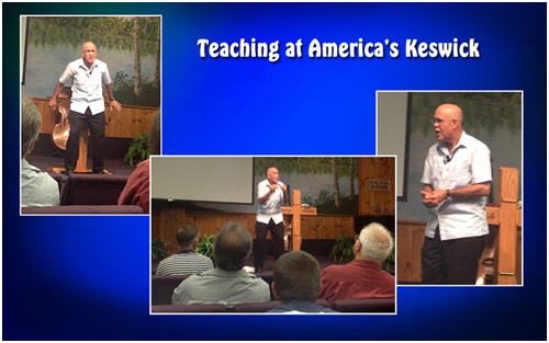 Teaching at Keswick 2