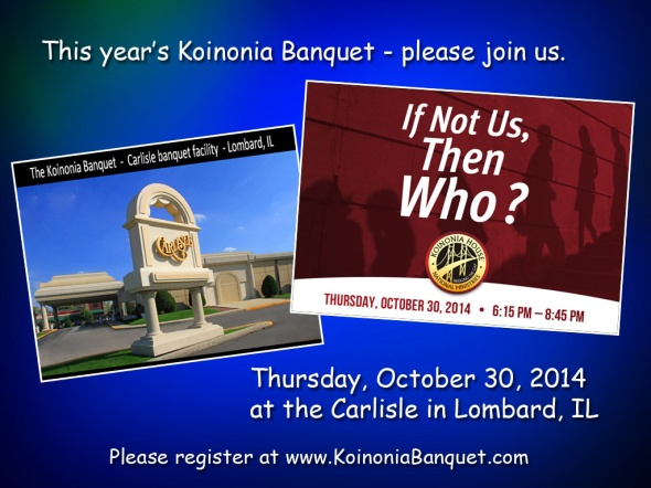 Banquet promo