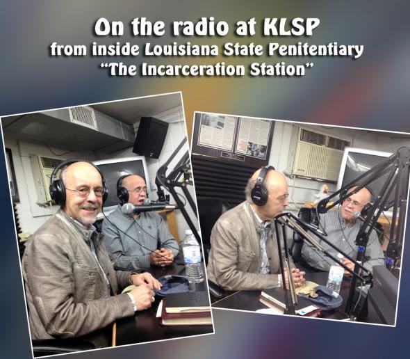 Angola Radio Station Harold and Manny