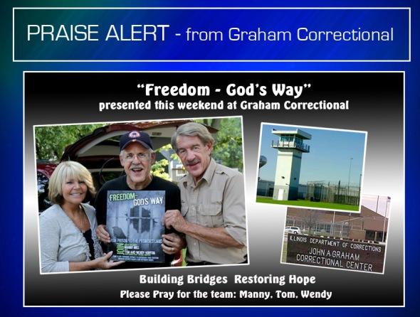 Praise Alert - Graham