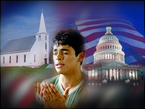 Prayer Collage - Sept 2015