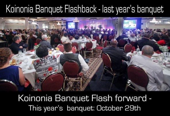 Banquet flashback
