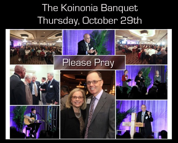 Please Pray for Banquet