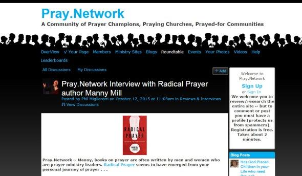Pray Network 2