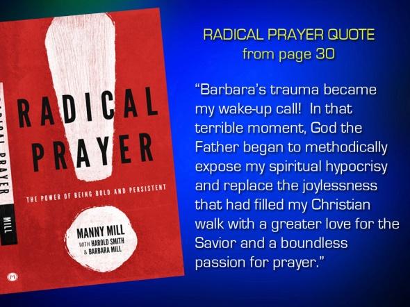 Radical Prayer Quote