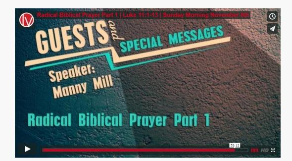 Nov 8th speaking