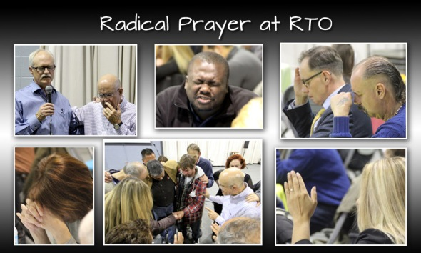 Radical Prayer at RTO Nov 19