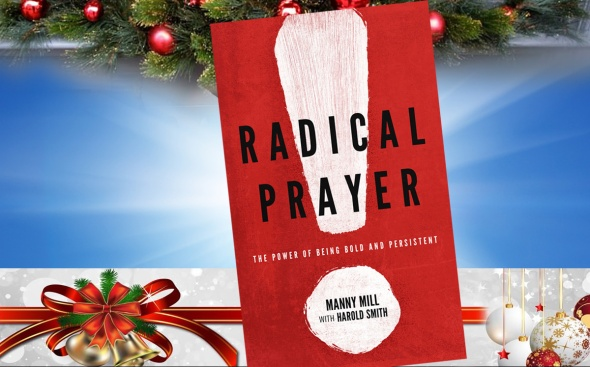 Christmas Gift - Radical Prayer