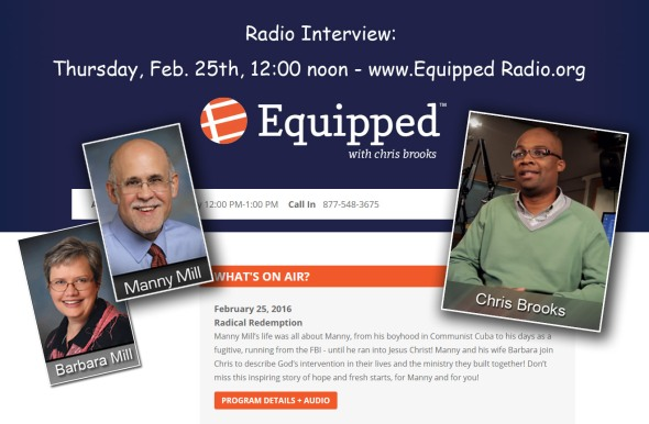 Equipped interview