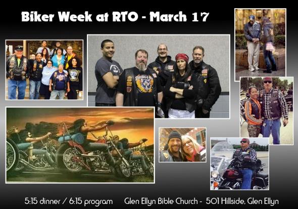 Biker Week at RTO 3