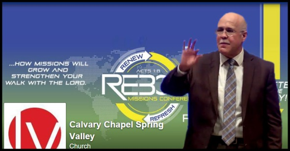 Manny - video - Calvary Chapel