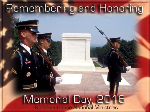 FB Post Memorial Day 2016