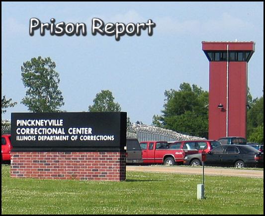 Pinkneyvill prison report