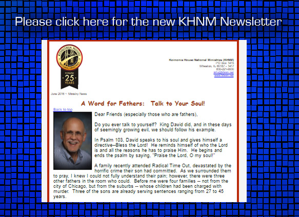 KHNM Newsletter graphic