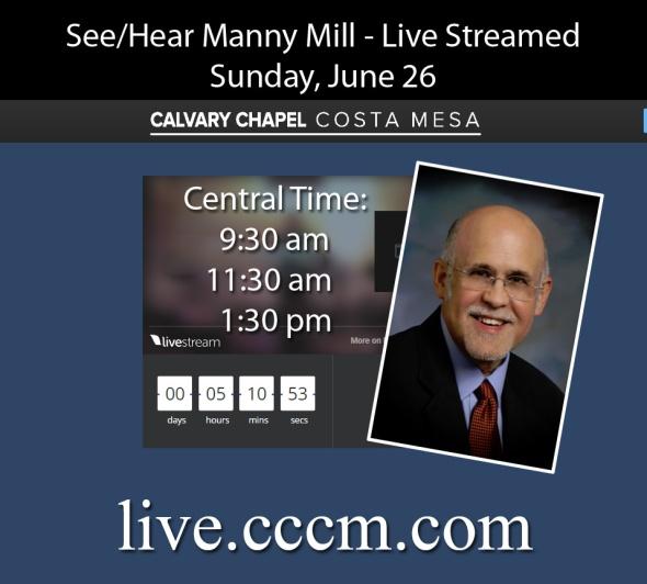 Live stream - cccm