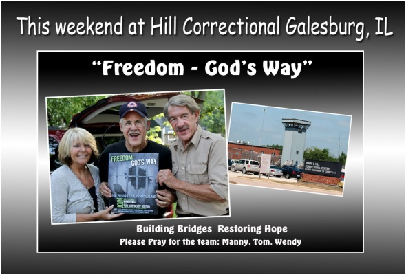July 9th post - Hill Correctional